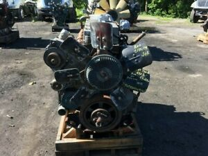 1995 International Dt 466e Diesel Engine 210hp All Complete And Run Tested