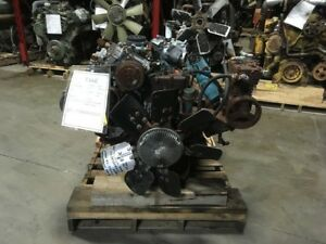 2000 International T444e Engine 190hp Approx 190k Miles All Complete