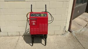 Robinair 17400 R 12 A c Refrigerant Recovery Recycling Station Machine System