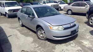 2003 Saturn Ion Transmission Assembly 2 2 At