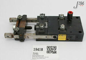 19418 Rapid Air Press Feed For Metal Stamping 23cm X 9cm A2p