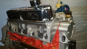 360 408 Stroker Chrsyler With Aluminum Heads High Perf Mopar Dodge Engine