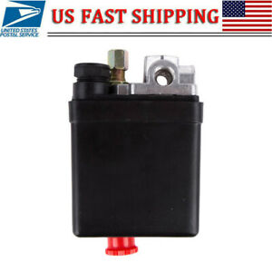 Air Compressor Pressure Switch Central Pneumatic Control Valve Replacement Parts