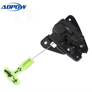 Fit For Chrysler 300 Dodge Avenger Trunk Lock Actuator Replace 5056244aa 931 714