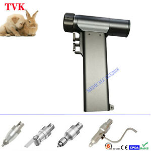 Portable Multipurpose Veterinary Surgical Orthopedic Electric Bone Drill Tools