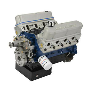 Ford 460 Bbf Crate Engine W Front Sump M 6007 Z460fft