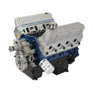 Ford 460 Bbf Crate Engine W Rear Sump M 6007 Z460frt