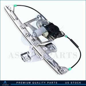 New Window Regulator W Motor For 2000 2001 Cadillac Deville Front Lh