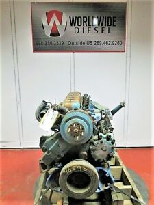 International Dta 360 Diesel Engine Take Out Turns 360 Good For Rebuild Only