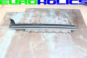 Oem Bmw E83 X3 04 10 Right Passenger Door Rocker Molding Side Skirt 51713330866