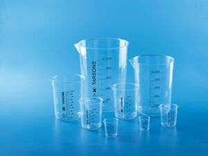 Measuring Beaker Without Handle Griffin Low form Pmp each