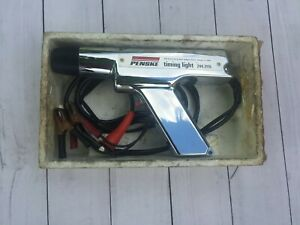 Timing Light Penske Auto Sears 244 2115 Mirror Like Chrome Looks Like New