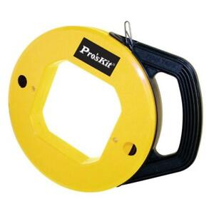 Pro skit Dk 2033 Fish Tape Cable Puller 100 Feet
