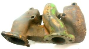 Used John Deere A Tractor Intake And Exhaust Manifold A4039r