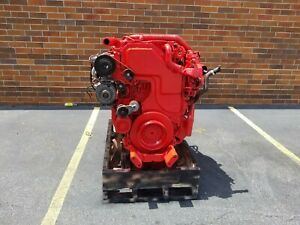 2014cummins Isx15 Engine Assembly Complete Oem Perfect Free Ship 1 Year War