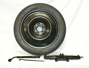 10 15 Camaro Maxxis 18 T155 70r18 Compact Spare Rim Tire Jack Tools Oem A5102