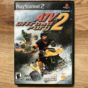 ATV Offroad Fury 2 PS2 PlayStation 2 Video Game