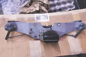 Porsche Early 356 Swf Windscreen Wiper System Assembly With Arms