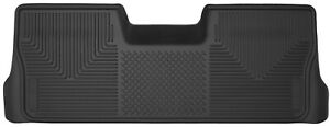 Husky Liners X act Contour 2nd Row Floor Mats Black For 09 14 Ford F 150 Crew