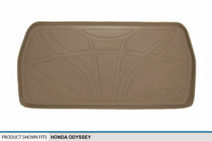 Maxtray All Weather Cargo Liner Mat Behind 3rd Row Tan For 11 17 Honda Odyssey
