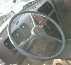 1935 1936 Pontiac Steering Wheel F