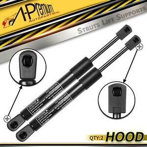 2pcs Front Hood Lift Supports Struts For Ford Explorer Sport Trac 2001 2005 Suv