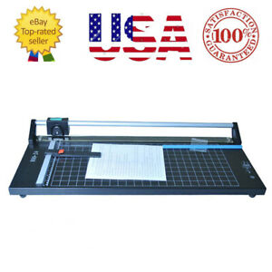 Usa 48 Precision Rotary Paper Trimmers Sharp For Photo Paper Film Cutting