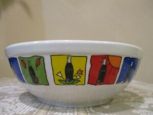 Coca Cola Gibson 2000 All Seasons Soup/Cereal Bowl