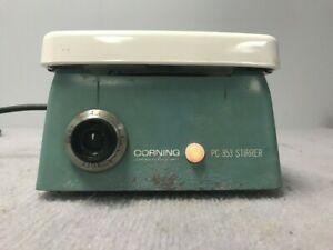 Corning Magnetic Stirrer Pc 353 With Warranty