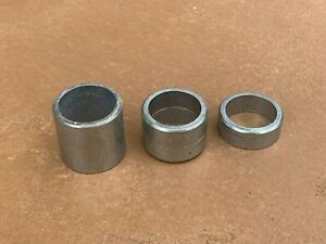 King Kutter 502120 Finish Mower Complete Set Wheel Height Spacer Free Ship
