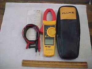 Fluke 336 True Rms Clamp Meter Excellent Working Condition