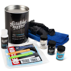 Exact Match Touch Up Paint Kit Mercedes Benz Alabaster White 960 780