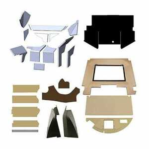 Complete Cab Interior Kit Compatible With John Deere 4755 4455 4255 4055 4955