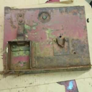 Patch Panel Ford Gpw Army Jeep Willys Mb Tool Box Rear