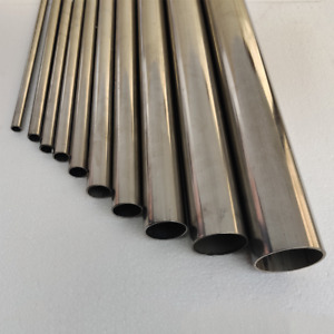 Stainless Steel Round Tube Pipe various Sizes 304 Grade