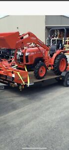 2018 Kubota L2501dt 4wd Tractor W Loader 140 Hours Delivery Available