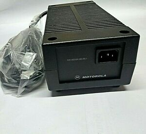 Hpn4007c Motorola Ac Power Supply For Control And Base Station Radios New In Box
