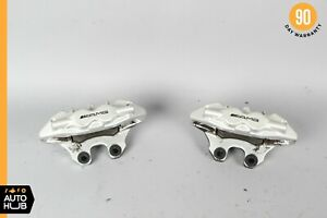 Mercedes W220 S55 Cl55 Amg Rear Left And Right Brake Caliper Calipers Set Oem