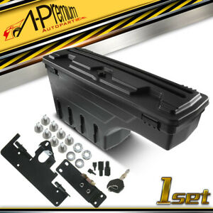 Left Driver Lh Side Truck Bed Storage Box Toolbox For Toyota Tacoma 05 20 Pickup