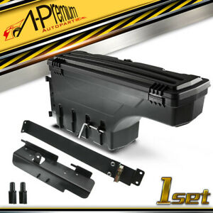 Right Passenger Side Truck Bed Storage Box Toolbox For Toyota Tundra 2007 2020