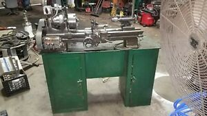 south Bend Metal Precision Lathe 10 Inch Swing With Lots Of Tooling