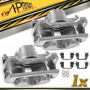 Front Left Right Brake Caliper W bracket For Honda Civic S2000 Acura Rsx Type s