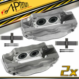 2x Front Left Right Brake Caliper For Acura Tl Base 2004 2008 Type s 2007 2008