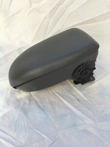 Grey Ford Focus Arm Rest Lid Center Middle Console Armrest 2000 2007 Gray