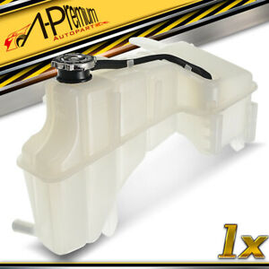 Coolant Recovery Tank W Cap For Chrysler 300 Dodge Charger Challenger Magnum