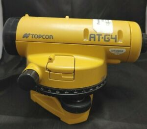 Topcon At g4 Automatic Level For Surveying