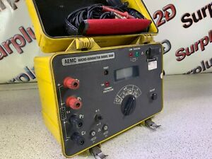 Aemc 5600 Micro ohmmeter Includes Probes