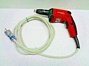 Hilti Sd4500 Sd 4500 Drywall Screw Gun Free Shipping