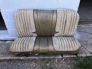 1967 1968 1969 1970 Dodge Coronet Plymouth Gtx Convertible Rear Seat