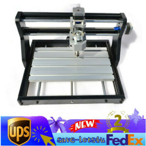Cnc 3018 mx3 Machine Router 3axis Engraving Pcb Wood Diy Mill Without Laser Head